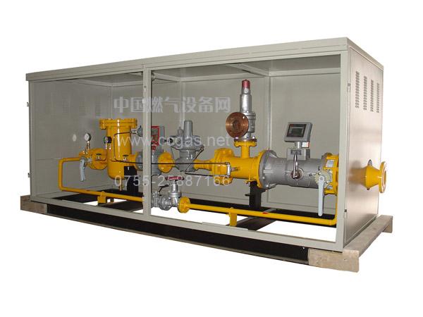 中铝天然气调压柜1200方