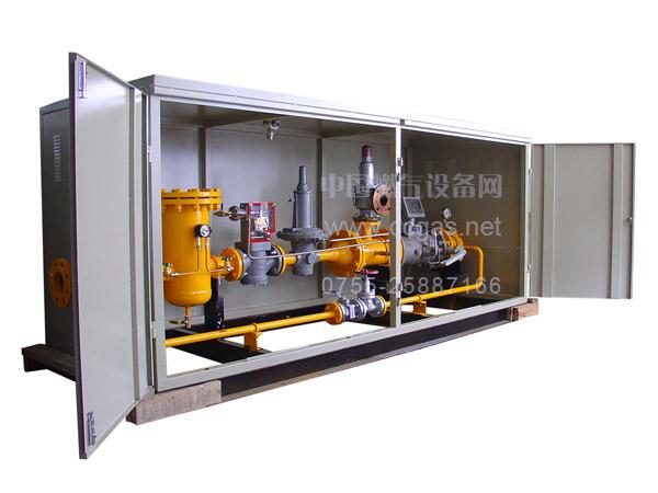 中铝天然气调压柜2600方