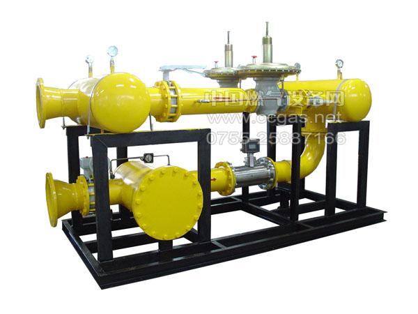 亚威系列工业用天然气调压柜