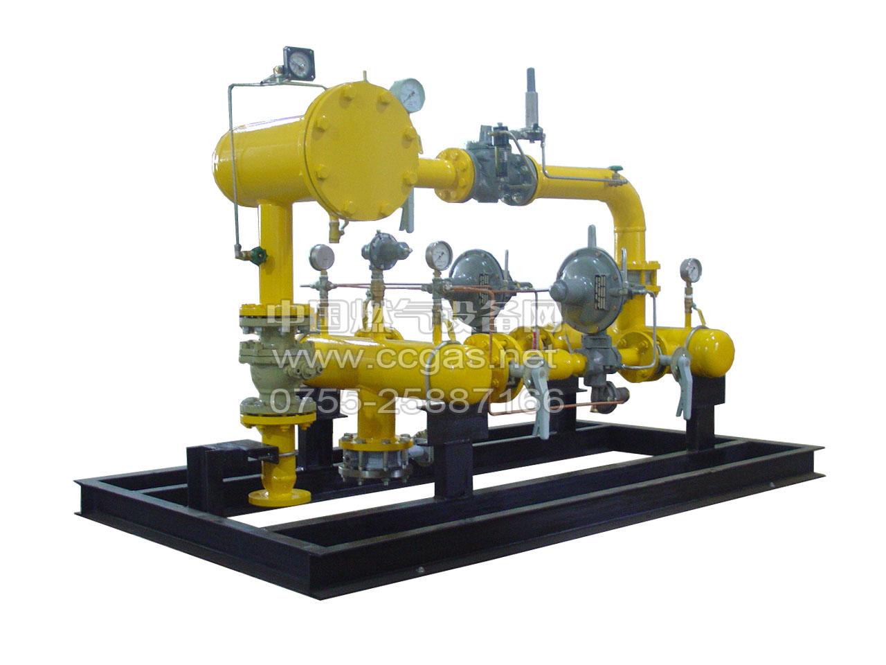 新疆威索普2+0天然气调压柜