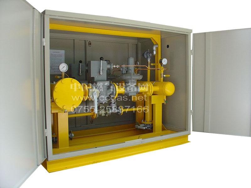 亚威系列区域亚博平台APP调压柜1200立方