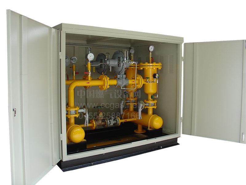 为新疆生产的400立方调压箱