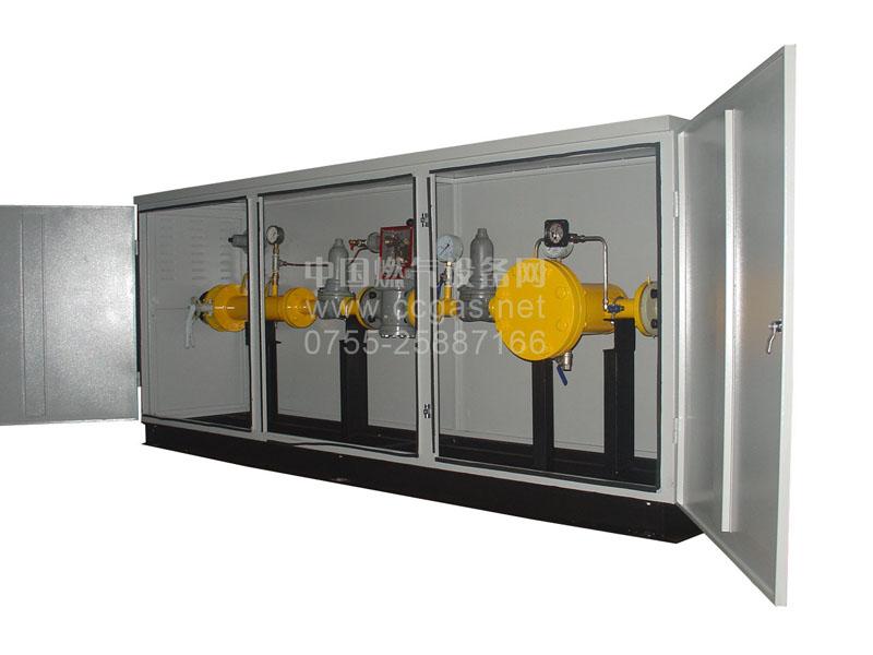 南山电厂用的亚博平台APP调压柜