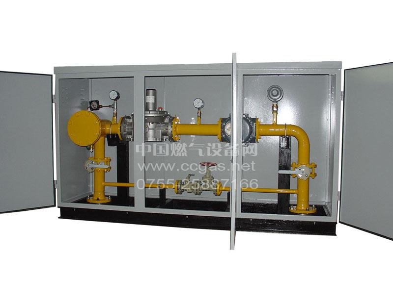 青岛电厂用的亚博平台APP调压柜