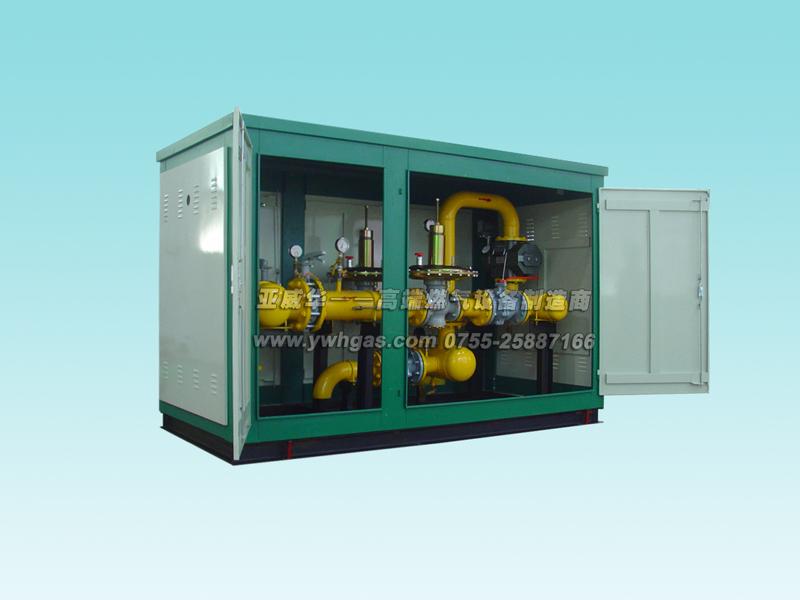 天然气调压柜2000方