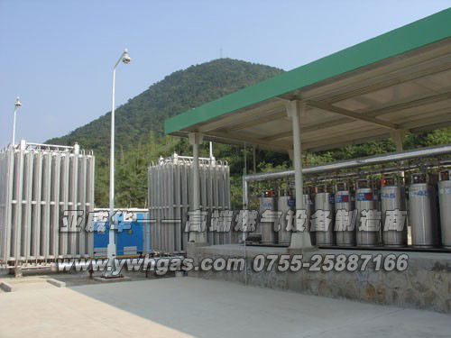 LNG瓶组供气站