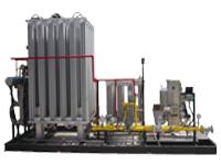 LNG气化撬