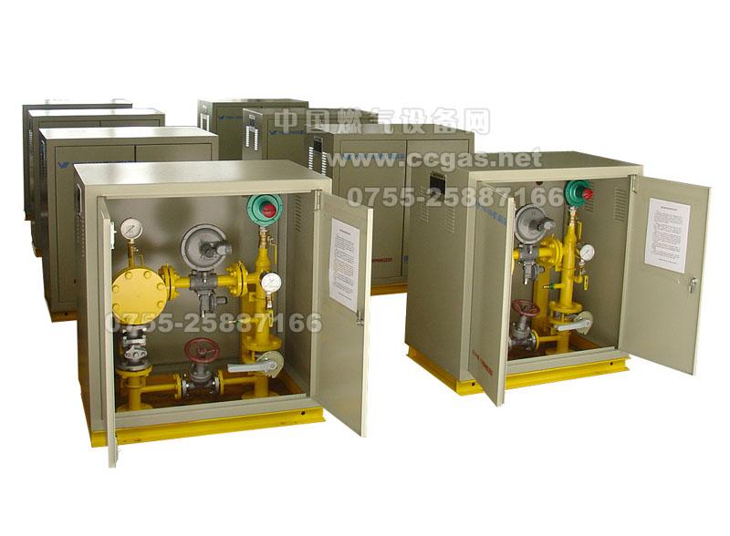 新疆油田用天然气调压柜