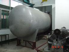 检测线用的空气储罐