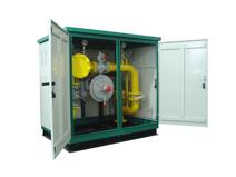 新结构调压柜采用塔塔里尼主调压器